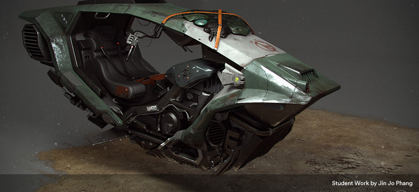Hard Surface Modeling 1