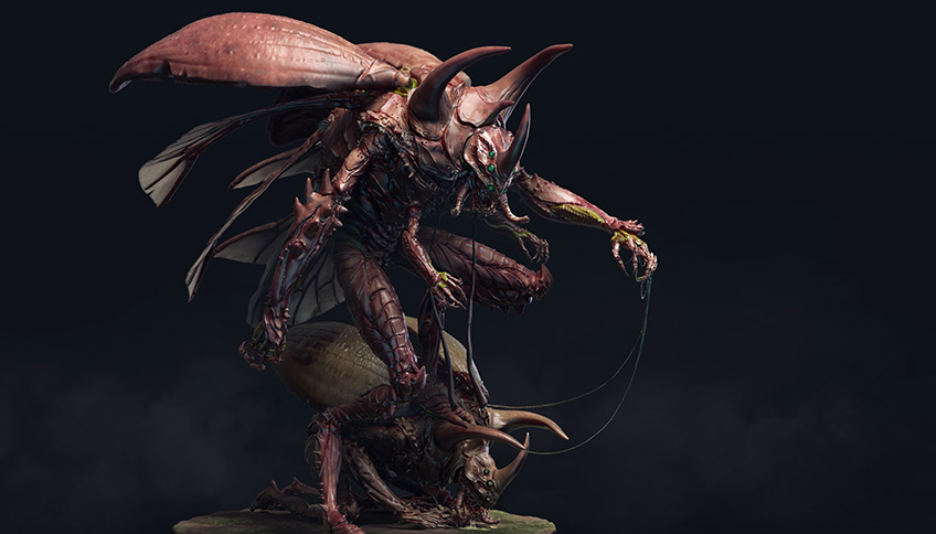 Creature Modeling and Sculpting